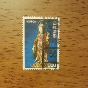 吉祥天立像_1000円切手